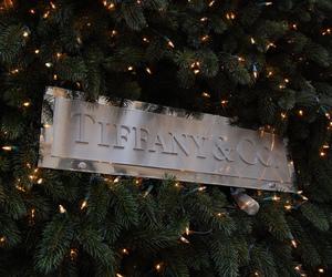 christmas, tiffany & co, and xmas image