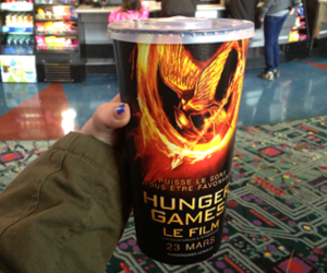the hunger games, hunger games, and photography image