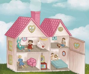 dollhouse, melanie martinez, and cry baby image