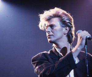 david bowie, forever and ever, and my love image