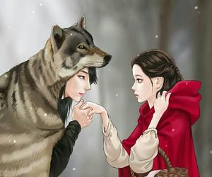 iu, hae soo, and moon lovers image