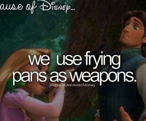 tangled, because of disney, and disney image