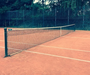 ball, sports, and tennis image