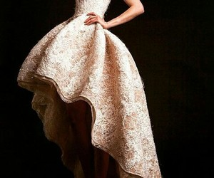 fashion, haute couture, and stylé image