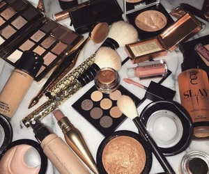 makeup, goals, and luxury image