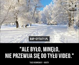 rap, cytat, and cytaty image