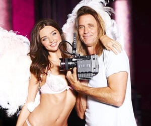 angel, miranda kerr, and Victoria's Secret image