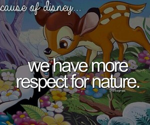 disney and nature image