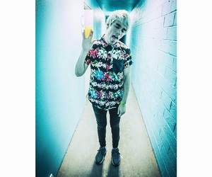 waterparks and awstenknight image
