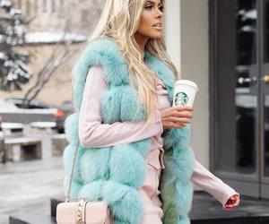 autumn, elegance, and fur image