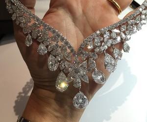 diamonds, expensive, and jewelry image