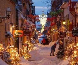 christmas, Dream, and snow image