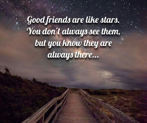 miss, stars, and friends image