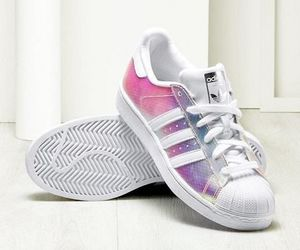 adidas, colors, and shoes image