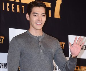 korean model, korean actor, and kim woo bin image