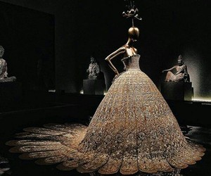 glamour and houte couture image