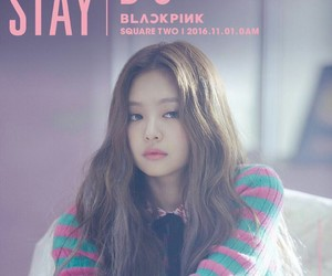 kpop, jennie, and stay image