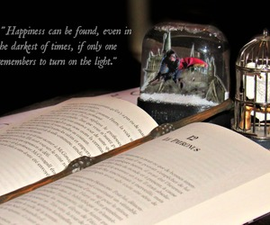 book, dreams, and harry potter image