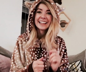 zoella, zoe sugg, and icons image