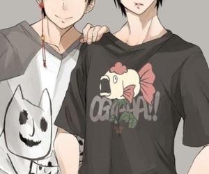 anime, boy, and hoozuki image