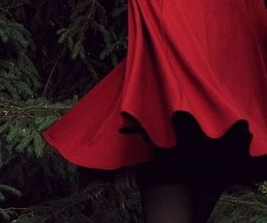 fairytale, fantasy, and little red riding hood image