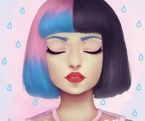 melanie martinez and cry baby image