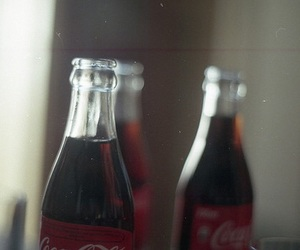 coca cola, coke, and vintage image