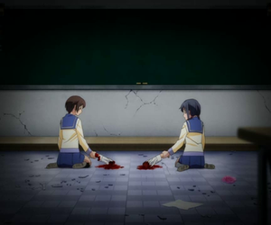 anime and corpse party image