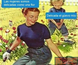 funny, mujeres, and delicadas image