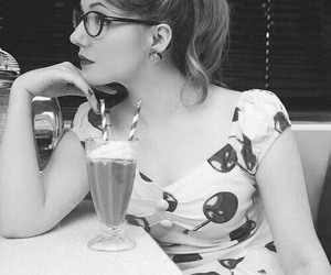fifties, hair, and rockabilly image