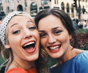 gossip girl, friends, and blair waldorf image