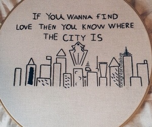 city, quotes, and aesthetic image