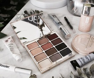eye make up, eye shadow, and make up image
