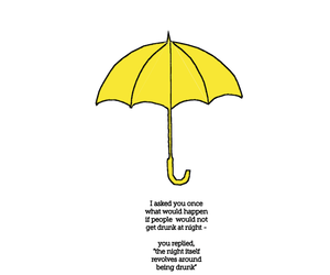 poem, poetry, and umbrella image