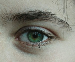 balkan, beautiful girl, and eye image