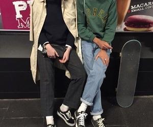 tumblr, fashion, and grunge image