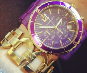 watch, dkny, and Michael Kors image