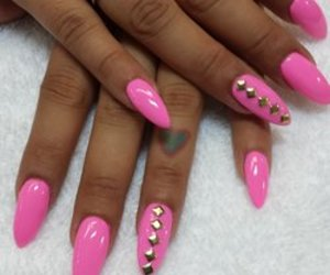 nails love quotes fashion image