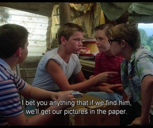childhood, friendship, and stand by me image