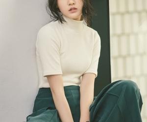 girl, korean, and korean actress image