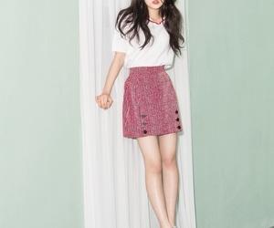 girl, korean, and jung da bin image