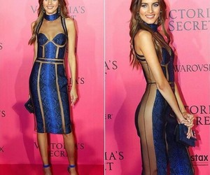 beauty, dress, and victoria's secret‎ image