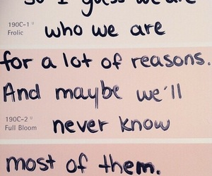 quote, reason, and life image