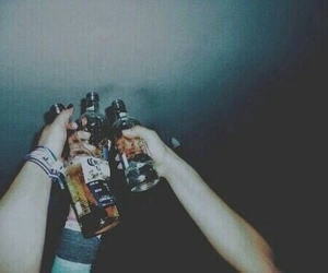 grunge, drink, and alcohol image