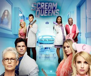 scream queens, chanel, and emma roberts image