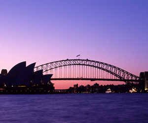 australia, opera house, and travel image