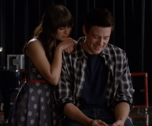 glee, lea michele, and rip image