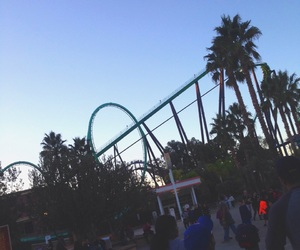 games, six flags, and magic mountain image