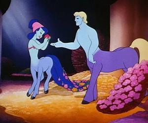 centaur and fantasia image