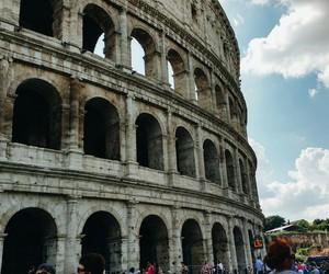 amazing, beautiful, and Coliseum image